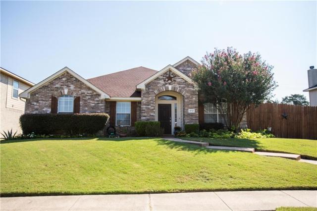 312 Timberline Drive, Cedar Hill, TX 75104 (MLS #13938370) :: RE/MAX Pinnacle Group REALTORS