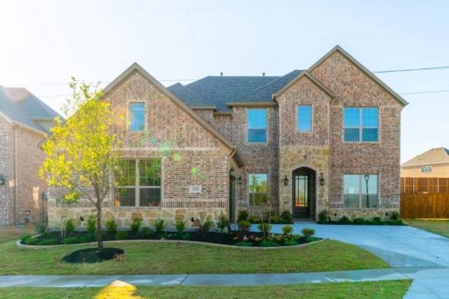 15524 Cademan Court, Frisco, TX 75035 (MLS #13938376) :: Kimberly Davis & Associates