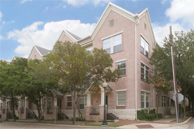 2305 Worthington Street #314, Dallas, TX 75204 (MLS #13938417) :: RE/MAX Landmark
