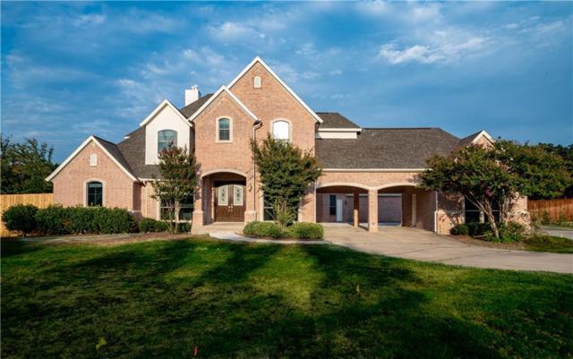 6225 Toscana Circle, Fort Worth, TX 76140 (MLS #13938522) :: Baldree Home Team