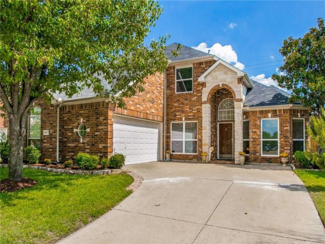 821 Redbud Drive, Allen, TX 75002 (MLS #13938567) :: RE/MAX Town & Country