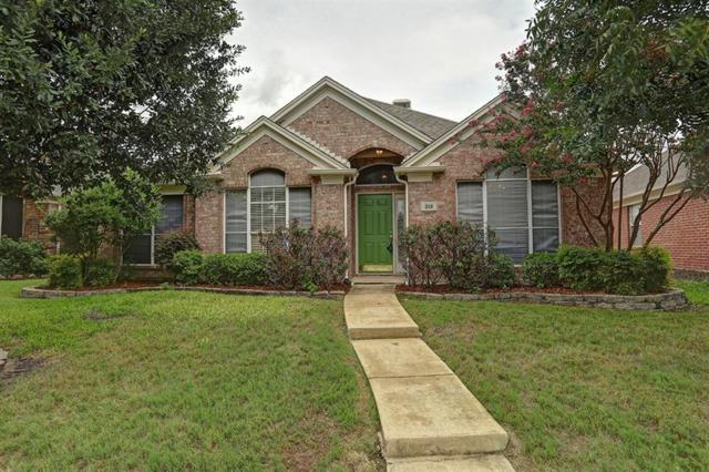 318 Touchdown Drive, Irving, TX 75063 (MLS #13938573) :: Robbins Real Estate Group