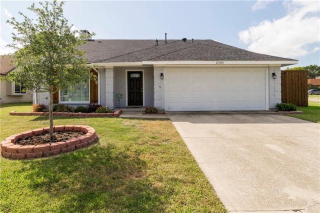 2506 Carmel Drive, Carrollton, TX 75006 (MLS #13938578) :: Robinson Clay Team