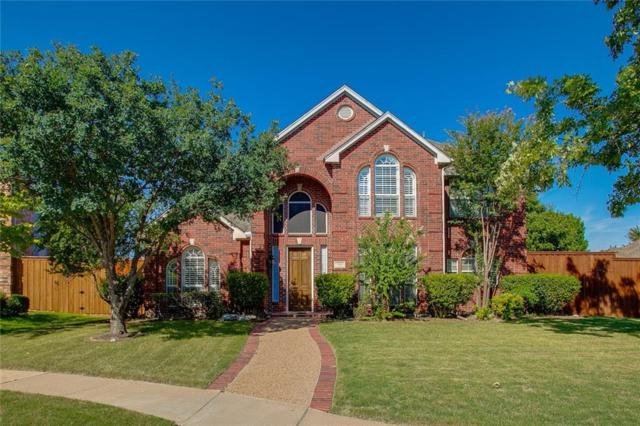 7705 Myrtle Springs Drive, Plano, TX 75025 (MLS #13938586) :: RE/MAX Town & Country