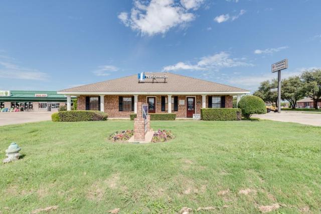 1644 W Henderson Street, Cleburne, TX 76033 (MLS #13938630) :: Kimberly Davis & Associates
