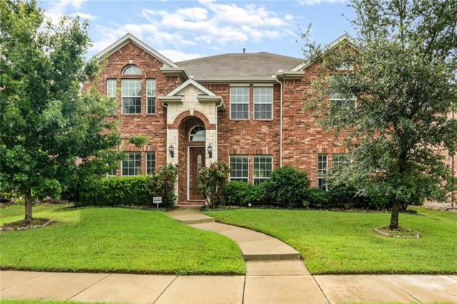 11455 Glen Rose Drive, Frisco, TX 75035 (MLS #13938636) :: Baldree Home Team