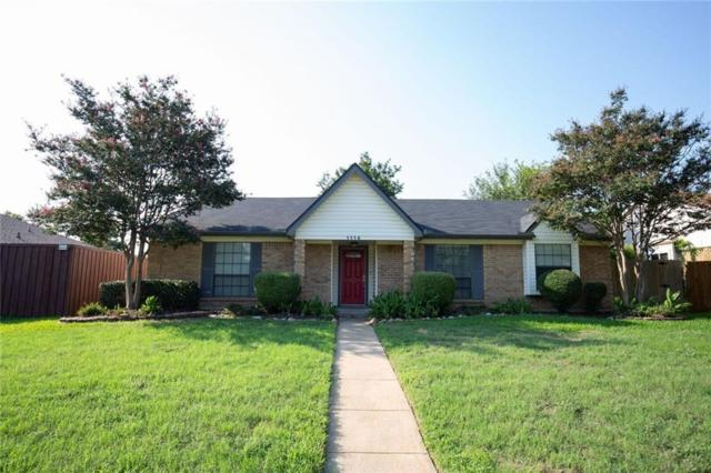 1116 Colmar Drive, Plano, TX 75023 (MLS #13938656) :: RE/MAX Town & Country