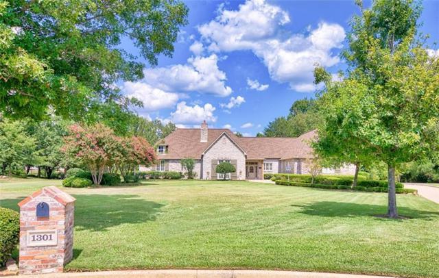 1301 Hermitage Court, Tyler, TX 75703 (MLS #13938664) :: Kimberly Davis & Associates