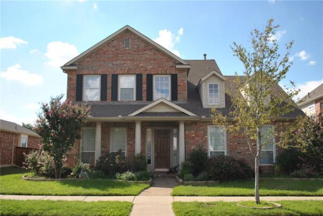 3905 Morning Dove, Carrollton, TX 75007 (MLS #13938827) :: Baldree Home Team