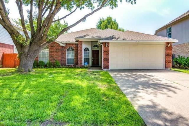 3470 Galaway Bay Drive, Grand Prairie, TX 75052 (MLS #13938910) :: RE/MAX Pinnacle Group REALTORS