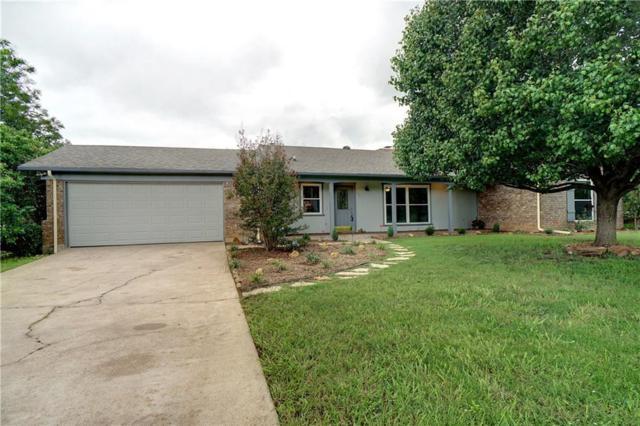 204 Vista Drive, Granbury, TX 76049 (MLS #13938920) :: The Tierny Jordan Network
