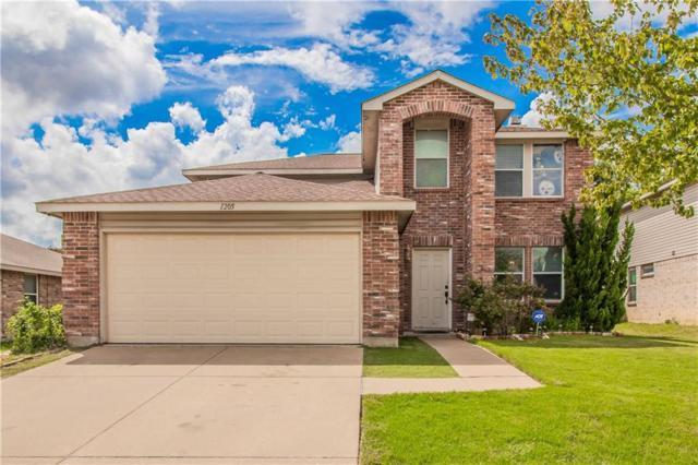 1205 Scarlet Sage Parkway, Burleson, TX 76028 (MLS #13938993) :: Magnolia Realty