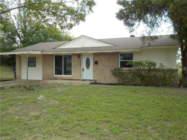 4259 Mehalia Drive, Dallas, TX 75241 (MLS #13939006) :: RE/MAX Town & Country