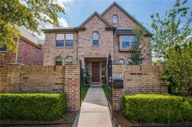 6112 Winton Street, Dallas, TX 75214 (MLS #13939029) :: Robbins Real Estate Group