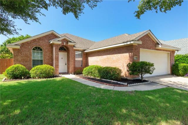 10909 Turtle Creek Lane, Frisco, TX 75035 (MLS #13939032) :: RE/MAX Town & Country