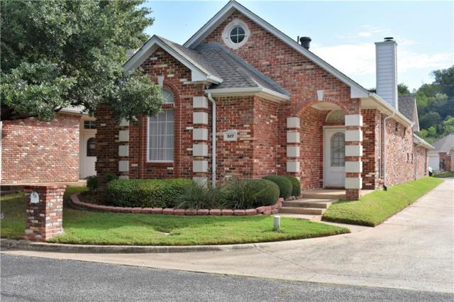 517 Chateau Trail, Arlington, TX 76012 (MLS #13939085) :: RE/MAX Pinnacle Group REALTORS