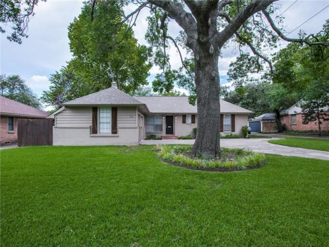 716 Greenleaf Drive, Richardson, TX 75080 (MLS #13939115) :: RE/MAX Town & Country