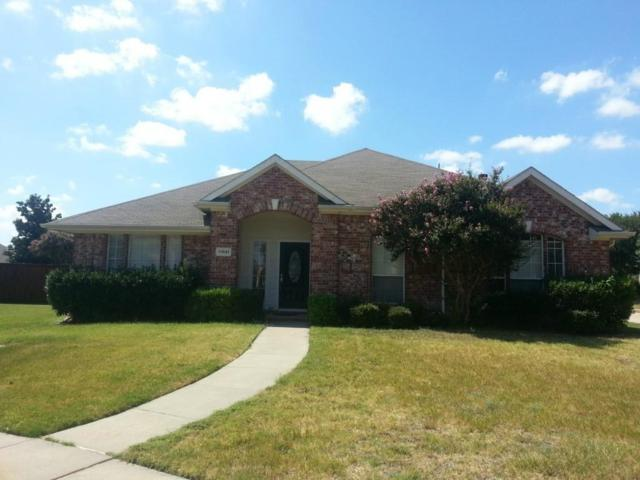 11031 Millvale Court, Frisco, TX 75035 (MLS #13939120) :: Robbins Real Estate Group