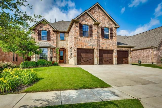830 Senna Drive, Lantana, TX 76226 (MLS #13939129) :: Real Estate By Design
