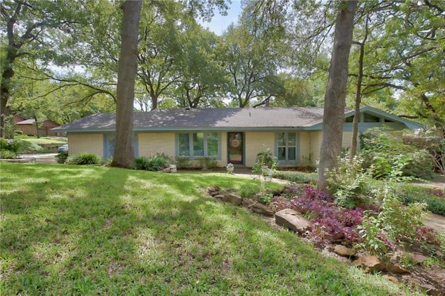 3005 Oak Forest Drive, Grapevine, TX 76051 (MLS #13939200) :: Baldree Home Team
