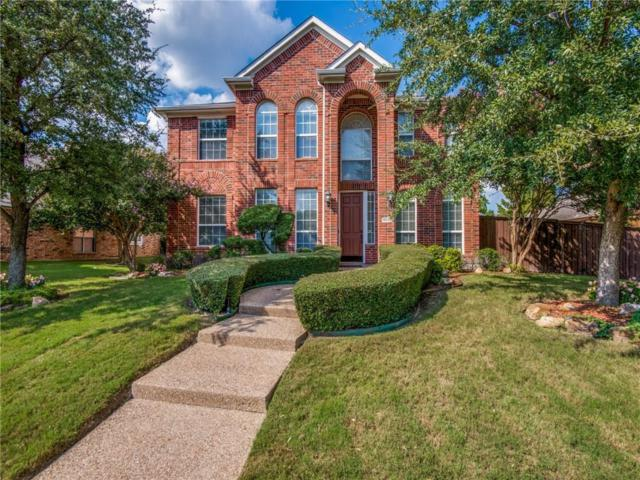 9516 Sean Drive, Frisco, TX 75035 (MLS #13939208) :: The Real Estate Station