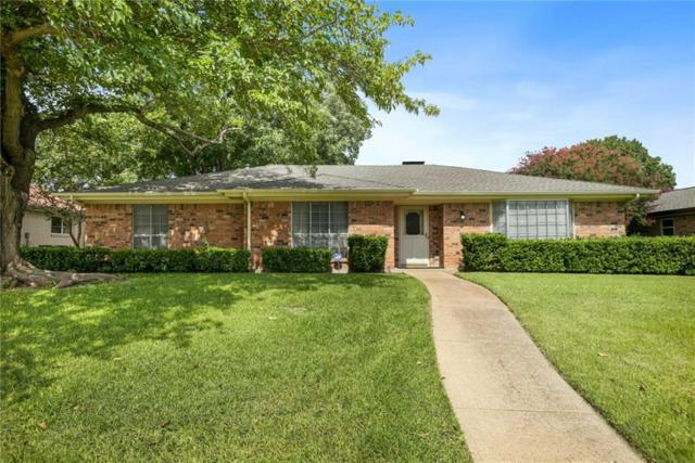 2405 Creekcove Drive, Plano, TX 75074 (MLS #13939223) :: RE/MAX Town & Country