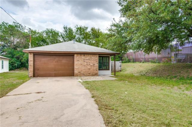 1045 Ramey Circle, Denton, TX 76205 (MLS #13939289) :: Baldree Home Team