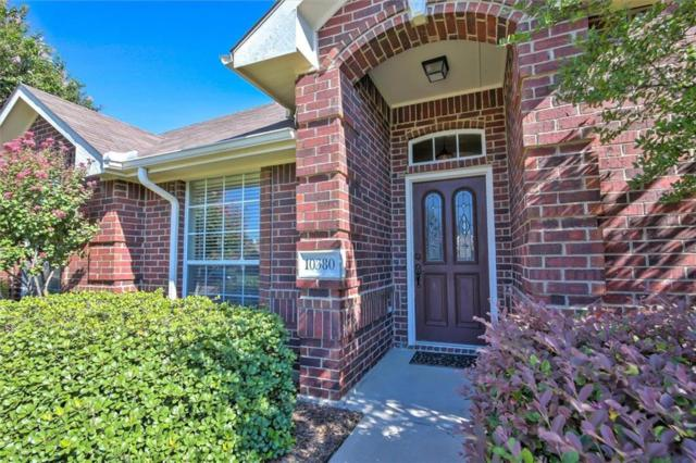 10380 York Drive, Frisco, TX 75035 (MLS #13939293) :: RE/MAX Town & Country