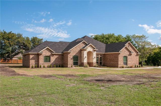 1101 Silver Creek, Desoto, TX 75115 (MLS #13939377) :: RE/MAX Pinnacle Group REALTORS