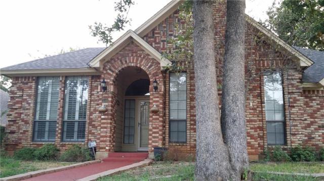 5300 Bradley Lane, Arlington, TX 76017 (MLS #13939386) :: RE/MAX Pinnacle Group REALTORS