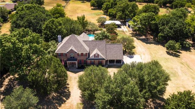 5045 Golden Circle, Denton, TX 76208 (MLS #13939398) :: Baldree Home Team