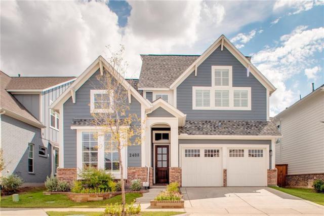 2408 Cardinal Boulevard, Carrollton, TX 75010 (MLS #13939404) :: Baldree Home Team