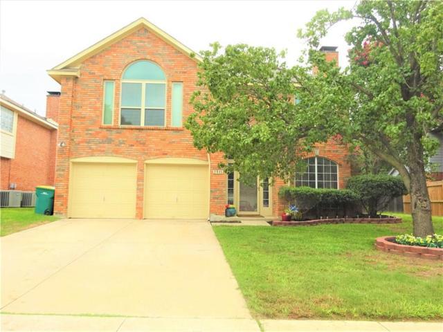 2045 Wanderlust Drive, Lewisville, TX 75067 (MLS #13939408) :: Real Estate By Design