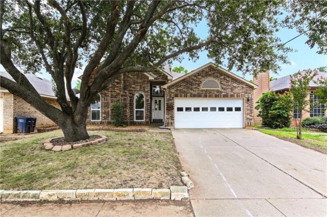 8728 Mystic Trail, Fort Worth, TX 76118 (MLS #13939428) :: Baldree Home Team