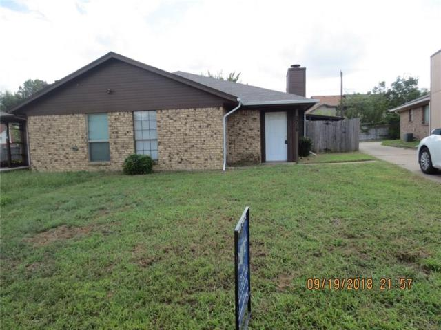 5716 Red Cactus Court, Arlington, TX 76017 (MLS #13939494) :: Team Tiller