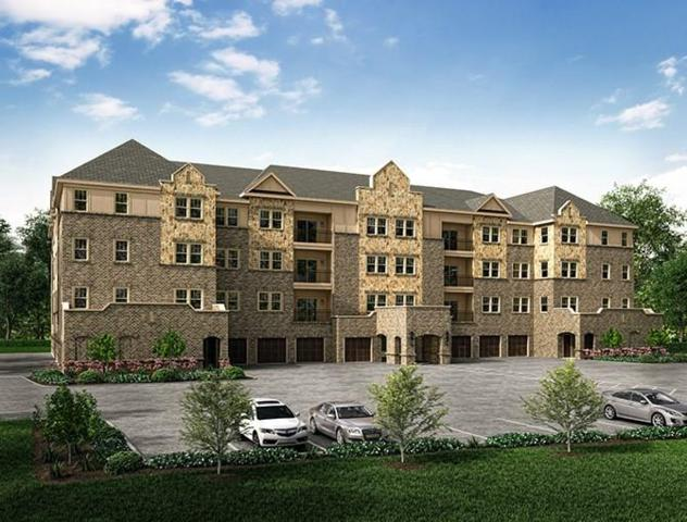 1201 Wittington Place #1208, Farmers Branch, TX 75234 (MLS #13939513) :: The Heyl Group at Keller Williams