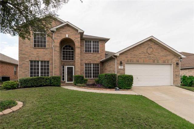 7608 Haun Drive, Fort Worth, TX 76137 (MLS #13939554) :: RE/MAX Town & Country