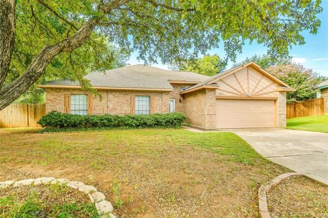4012 Kingsferry Drive, Arlington, TX 76016 (MLS #13939562) :: RE/MAX Pinnacle Group REALTORS