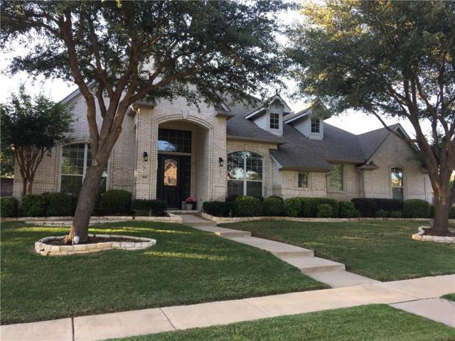 5917 Lavon Drive, Flower Mound, TX 75028 (MLS #13939582) :: Baldree Home Team