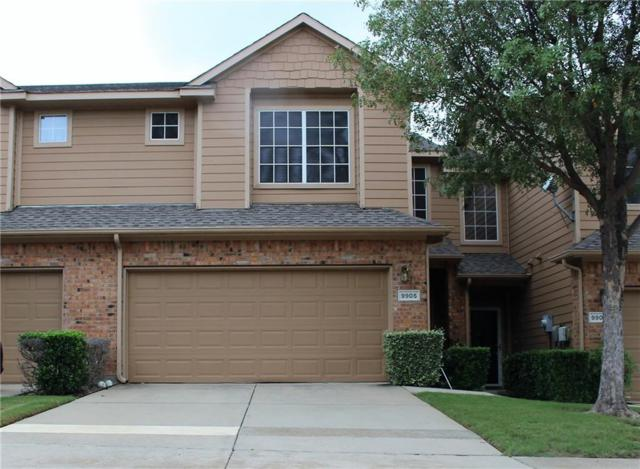9905 Rockwall Road, Plano, TX 75025 (MLS #13939605) :: NewHomePrograms.com LLC