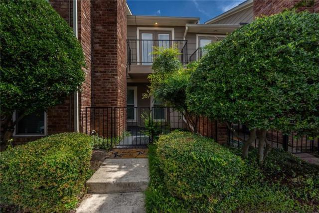 7510 Holly Hill Drive #106, Dallas, TX 75231 (MLS #13939623) :: Magnolia Realty