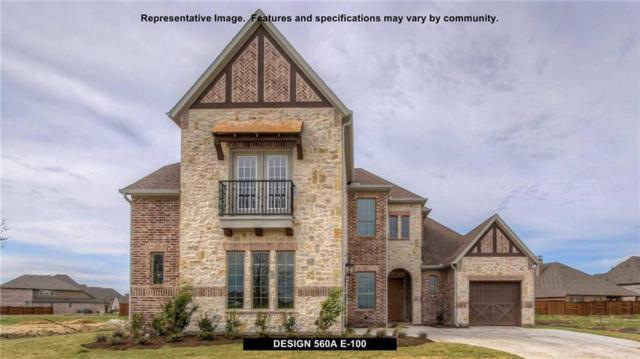 760 Kesswick Pass Drive, Prosper, TX 75078 (MLS #13939643) :: The Chad Smith Team