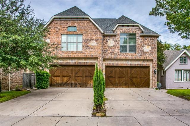 5117 Vickery Boulevard, Dallas, TX 75206 (MLS #13939651) :: Robbins Real Estate Group