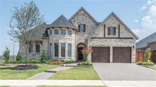 3942 Idlebrook Drive, Frisco, TX 75034 (MLS #13939671) :: Frankie Arthur Real Estate