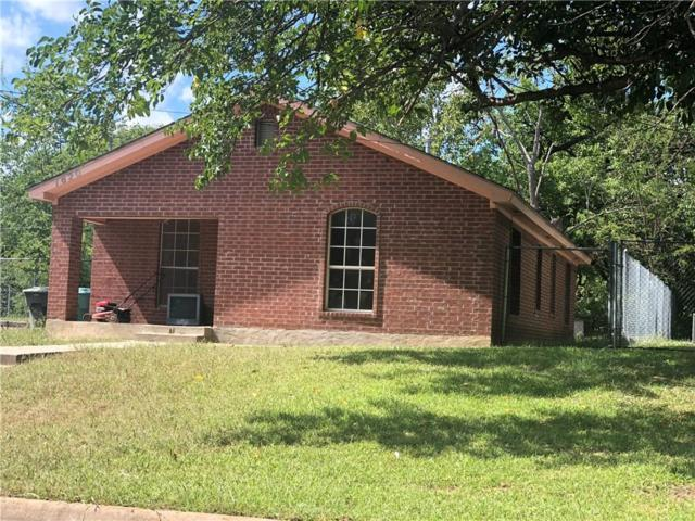 1620 N Hoard Avenue, Sherman, TX 75090 (MLS #13939694) :: Magnolia Realty