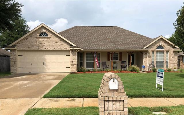 121 Princeton Circle, Forney, TX 75126 (MLS #13939711) :: RE/MAX Landmark