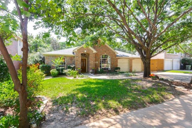 2517 Springhill Drive, Grapevine, TX 76051 (MLS #13939769) :: Baldree Home Team