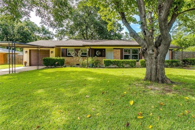 402 Childers Avenue, Benbrook, TX 76126 (MLS #13939776) :: Team Tiller