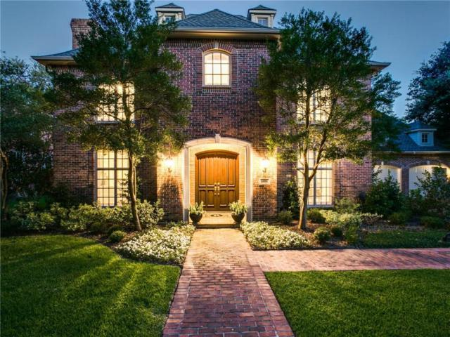 6606 Glendora Avenue, Dallas, TX 75230 (MLS #13939785) :: Robbins Real Estate Group