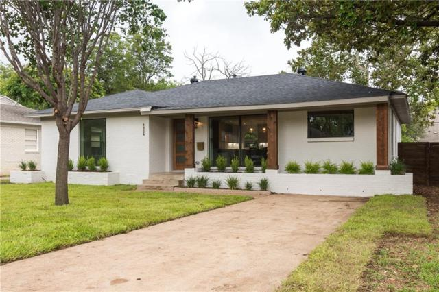4026 Valley Ridge Road, Dallas, TX 75220 (MLS #13939811) :: RE/MAX Landmark